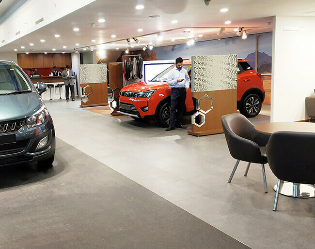 Shiva Automobiles : Mahindra dealers and showrooms in
